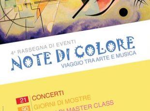 IV Note di Colore -Summer Nights Festival
