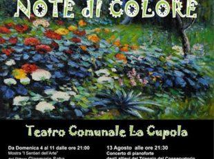 II Rassegna di  Eventi Note di Colore – Summer Nights in San Teodoro