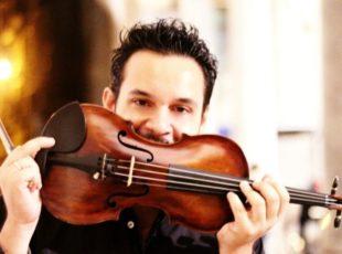 Michelangelo Lentini- Docente Masterclass di Violino