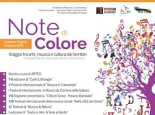 Note di Colore -Summer Nights Festival