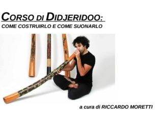 Workshop di Didjeridoo