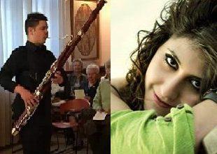 Il fagottista Claudio Lambroni a Musica in Crescendo