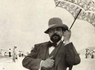 Il 13 settembre il concerto in omaggio a Claude Debussy