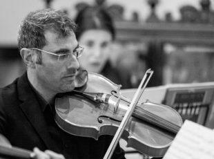 Il violista Sergio Caggiano in concerto  il 6 settembre a San Teodoro