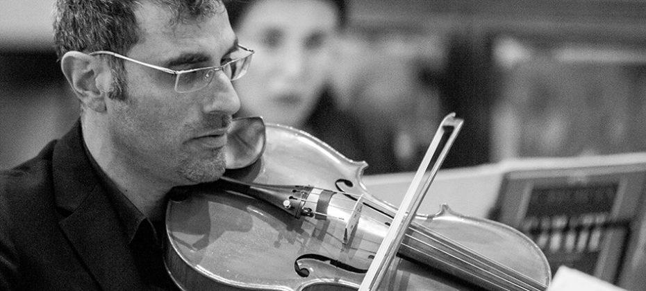 Giovedì 6 Settembre - Concerto del violista Sergio Caggiano