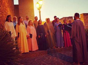 """Viaggio nella musica corale con """"I Cantori della Resurrezione di Porto Torres""""."""