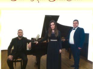 Il Trio Lieto in…canto in concerto al Festival Musica in Crescendo